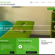 Physiotherapie Lorre Website