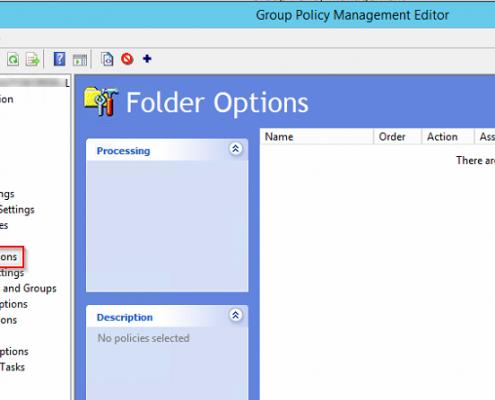 GPP Benutzerkonfiguration