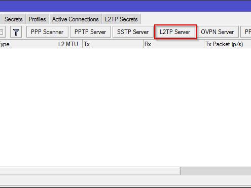 L2TP Server