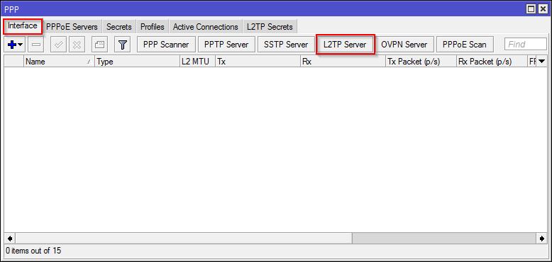 MikroTik L2TP VPN mit IPsec - JustIT Services