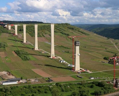Brücke Hochmoselübergang