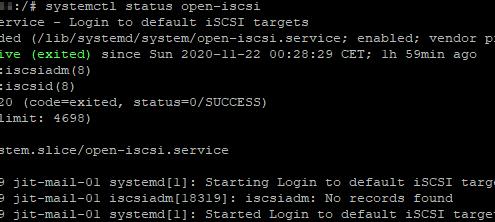 Open-iSCSI